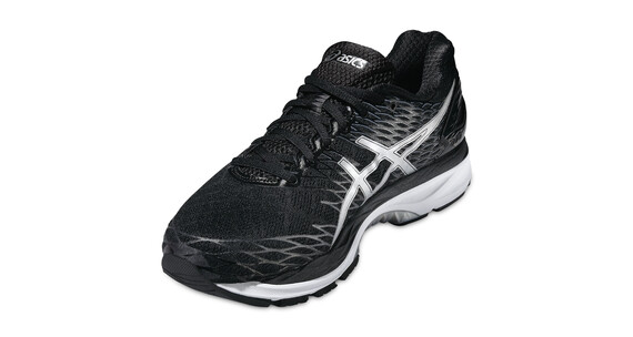 asics Gel-Nimbus 18 Shoe Men black/silver/carbon